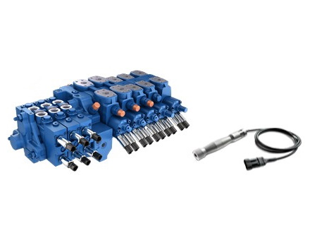 Mobile Hydraulics and Electronics